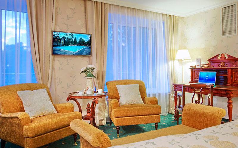 Скандинавия Отель 5*
